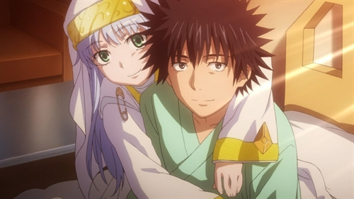 A Certain Magical Index - 0