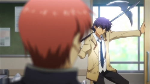 Angel Beats! - 1