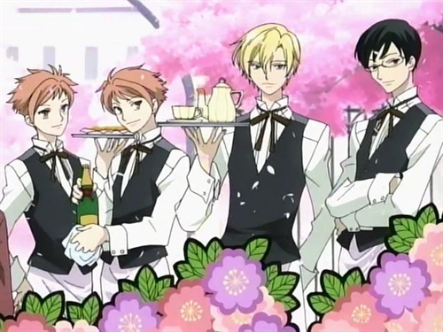 Ouran High School Host Club - 3